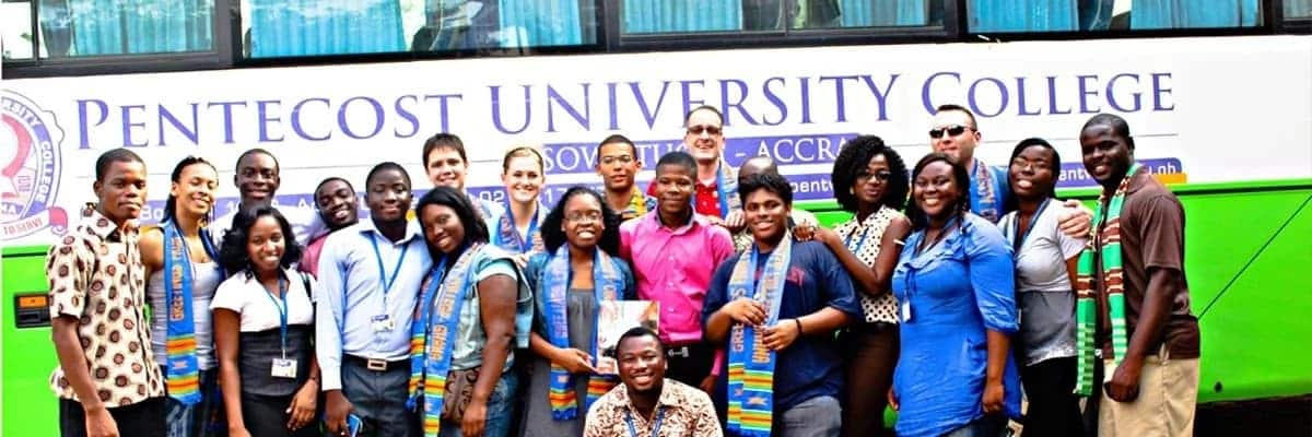Pentecost University College admission