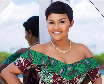 9 wild and trending photos of Nana Ama that prove she cannot be older than 25
