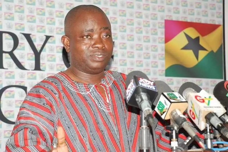 Hold the president responsible for all lives lost in the 'galamsey' fight – MP