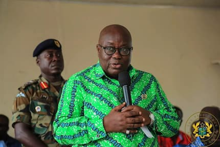 Angry Nana Addo sends tough message to greedy men who caused banking crisis