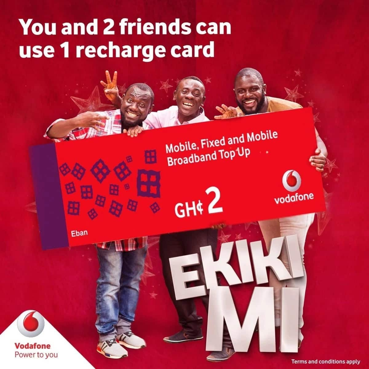 Vodafone Ghana promotions and offers 2018