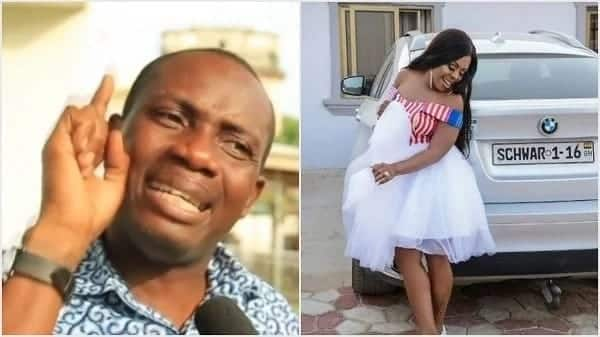 Afia Schwarzenegger is a shameless 'night worker' – Counselor Lutterodt