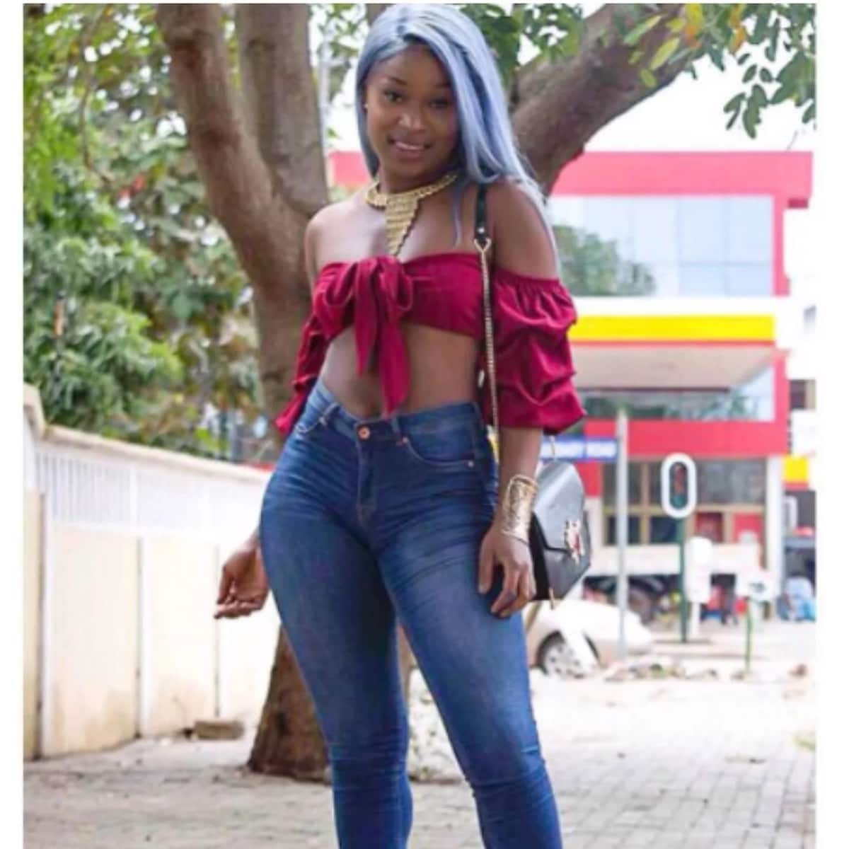 Efia Odo wows her fans with her latest photos