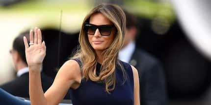 The First lady is stunning! Melania Trump's most incredible looks from the 2000's