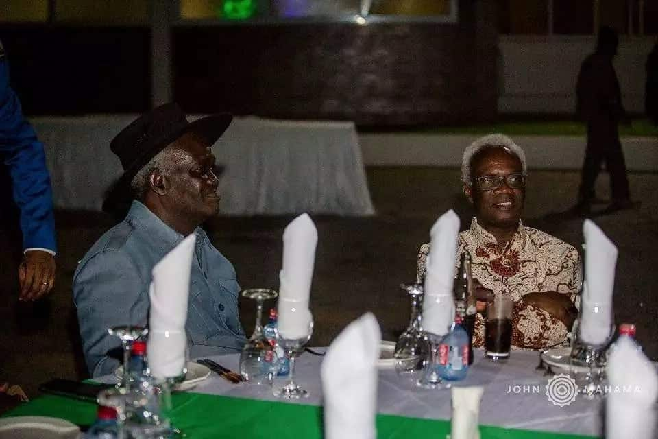 Mahama hosts dinner for NDC MPs
