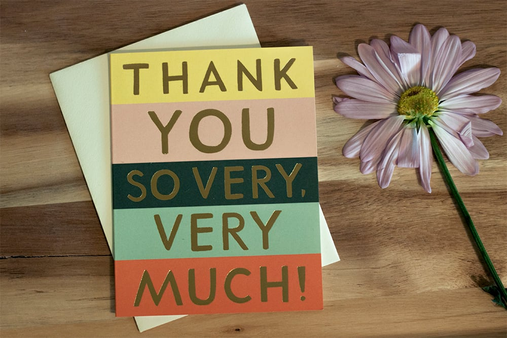 Famous Thank You Quotes To Show Appreciation And Gratitude