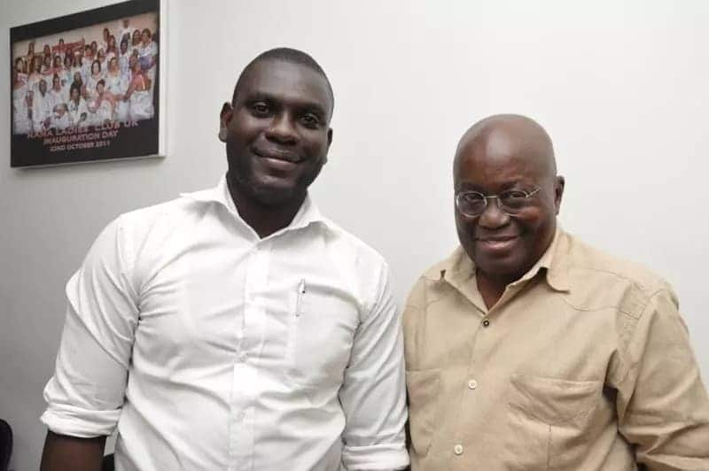 5 people on Nana Addo's 998 list that we knew on social media