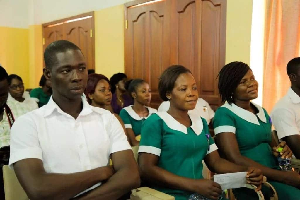 Salary of nurses in Ghana: Nurse rankings, salaries, and allowances
