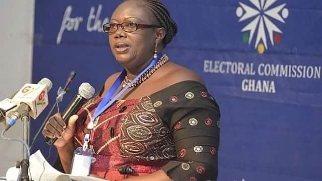 Charlotte Osei rejected Afari-Gyan's office, bungalow & V8 – Deputy EC Chair fights back