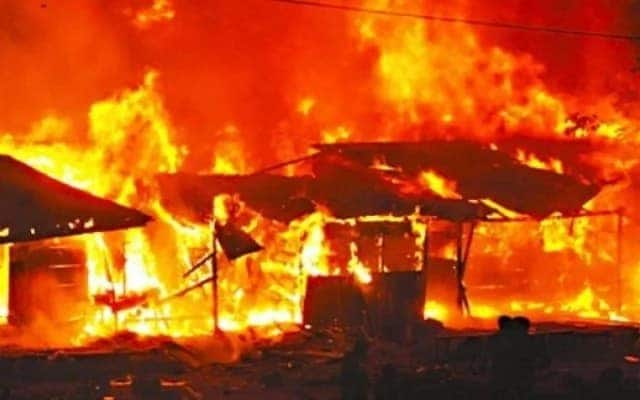 76-year-old prophetess dies as 'dumsor' triggers fire in mission house
