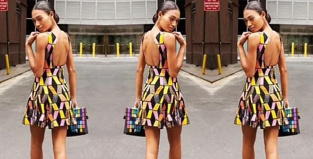 Nigerian Latest African Dresses to Rock in Ghana