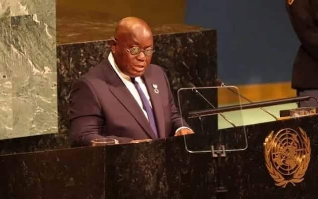 Free SHS has led to enrollment of 90,000 students - Akufo-Addo