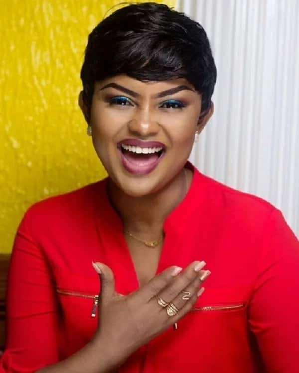 Nana Ama McBrown shares her heartfelt wish with her fans in her latest photo