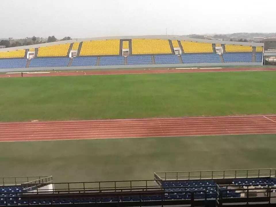 Mahama commissions new Cape Coast stadium today