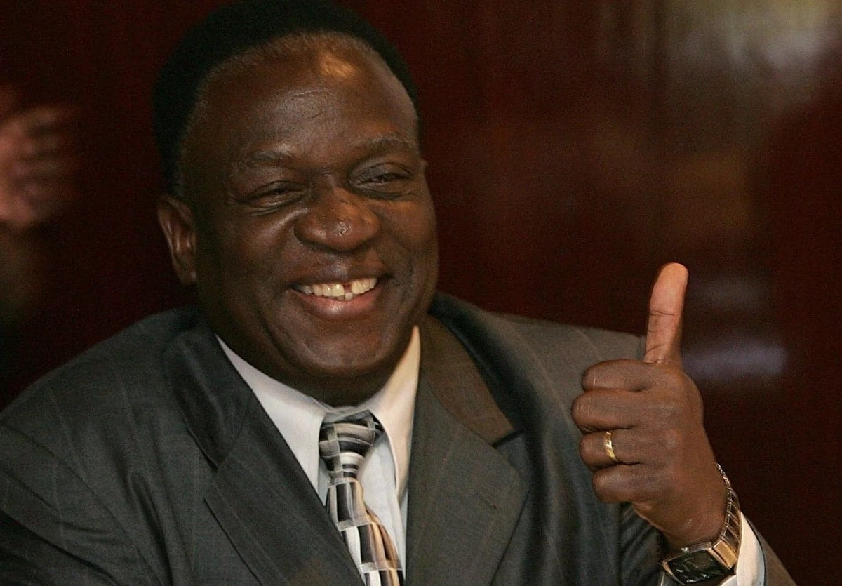 Emmerson Mnangagwa expected to be sworn in as new Zimbabwe President