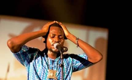Please don't show Number 12 on June 6 – Top Ghanaian musician pleads with Anas