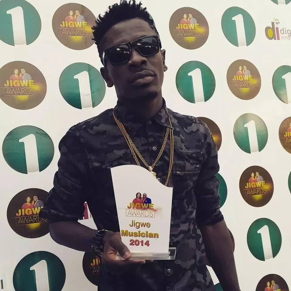 List of Shatta Wale awards and nominations