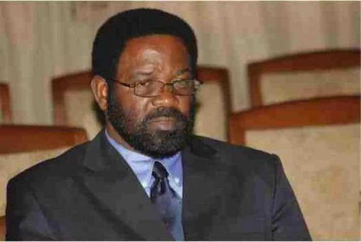 Alfred Okoe Vanderpuije on CCTV