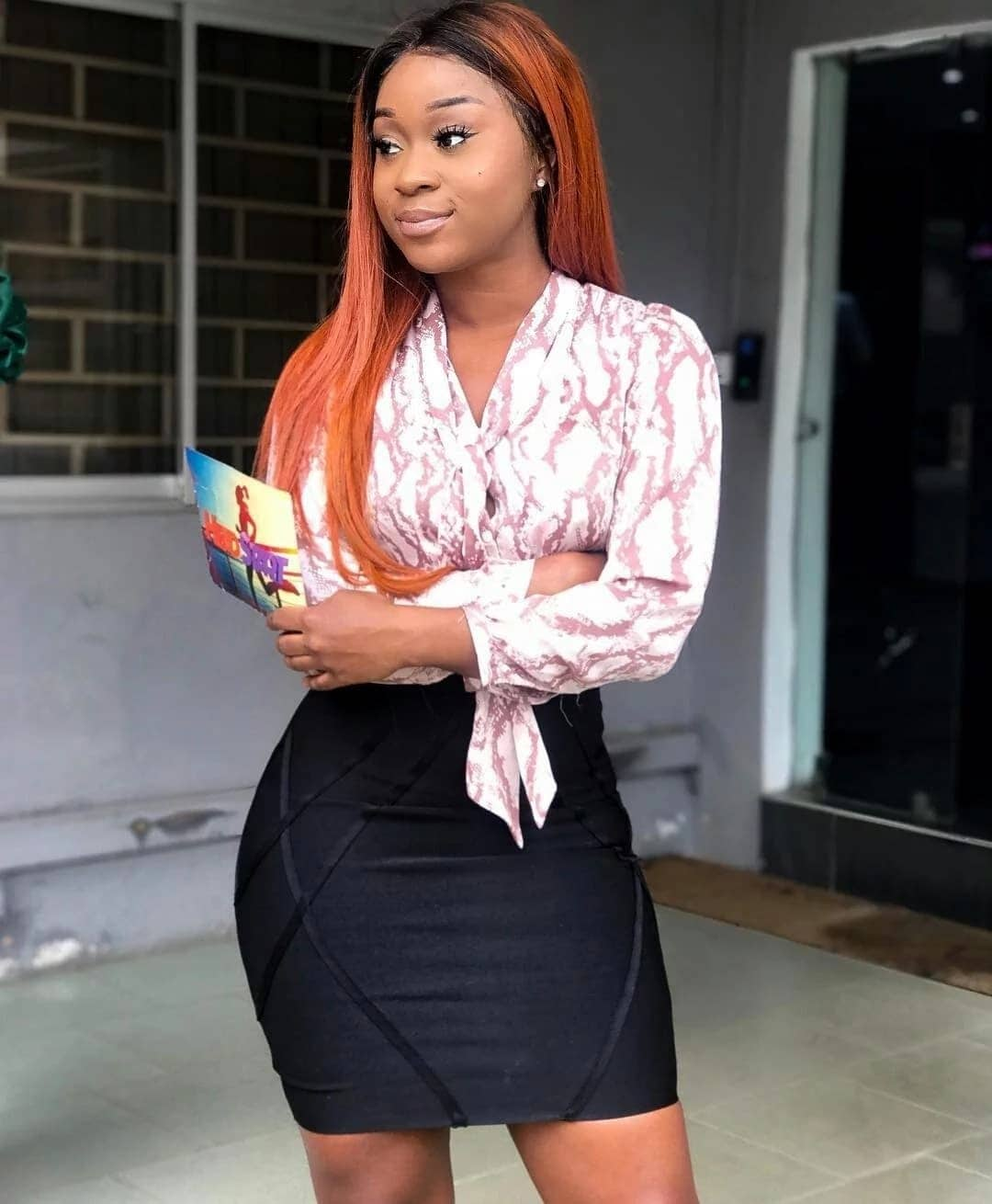Efia Odo has joined Kwese TV as sports presenter