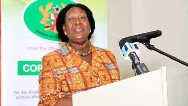Director-General of the Ghana AIDS Commission, Ambassador Dr Amokowa Blay Adu-Gyamfi