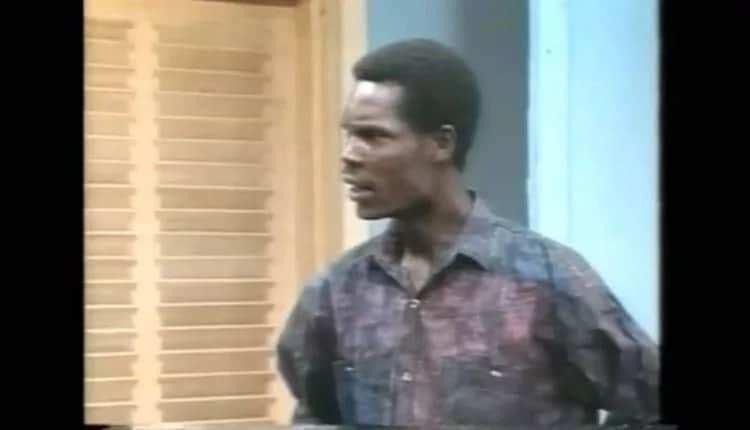 Veteran Akan Drama actor Kuntu Blankson allegedly takes his life