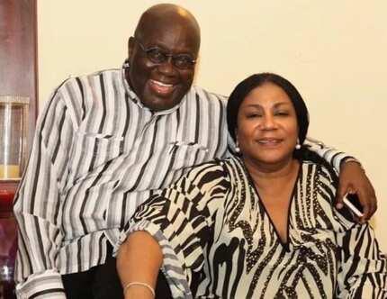 Photos: President Akufo-Addo, Bawumia family warm social media with lovely birthday wish to First Lady, Rebecca Akufo-Addo