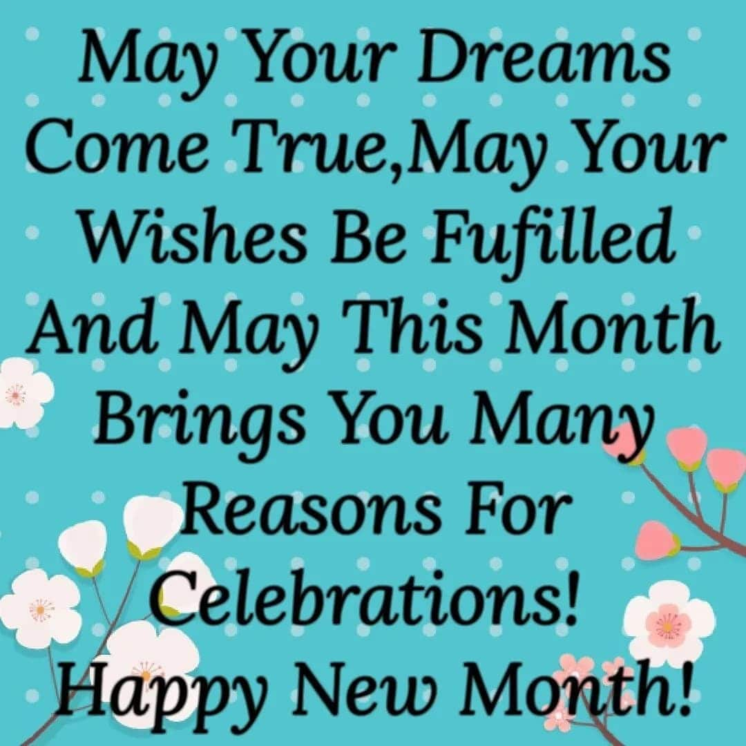 happy new month prayers happy month end new month new goals