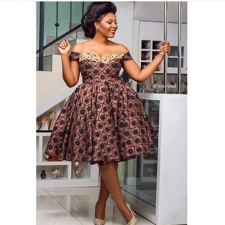 93e625e80ec9a New Ghanaian African wear styles in 2019