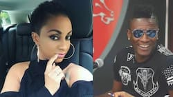 Money talks: Asamoah Gyan's wife goes on expensive vacation; fans stunned over new photo