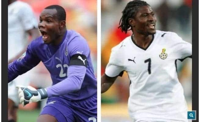 5 families in Ghana that have produced top footballers