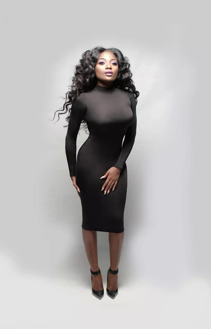 Efya opens up about her past relationships; reveals she has been single for about a year now
