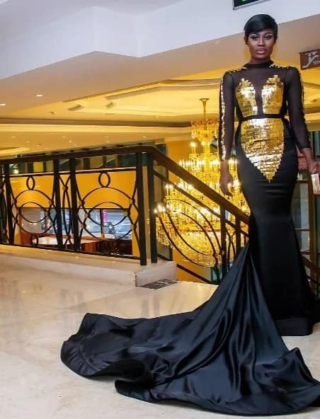 4 times in 2017 that Nana Akua Addo stunned us with an amazing photo