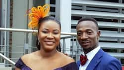 Salinko's is a beast in bed; he can go 1 hour - Kumawood actor's wife rejoices in video