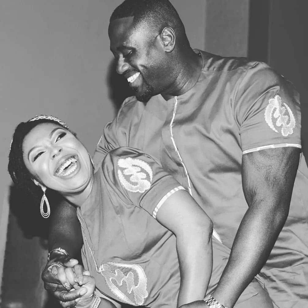 I paid for Afia's wedding, we never divorced - Estranged Abrokwa finally speaks out