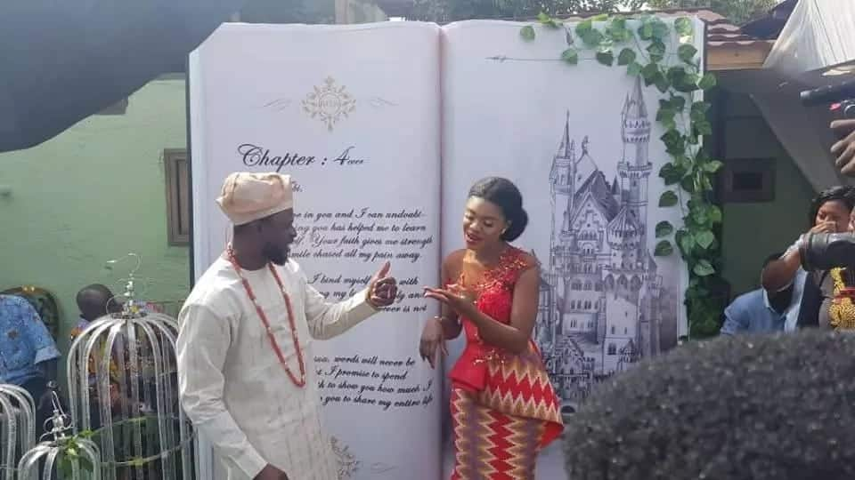 Becca is reportedly marrying Ice Prince's manager Tobi Sanni Daniel