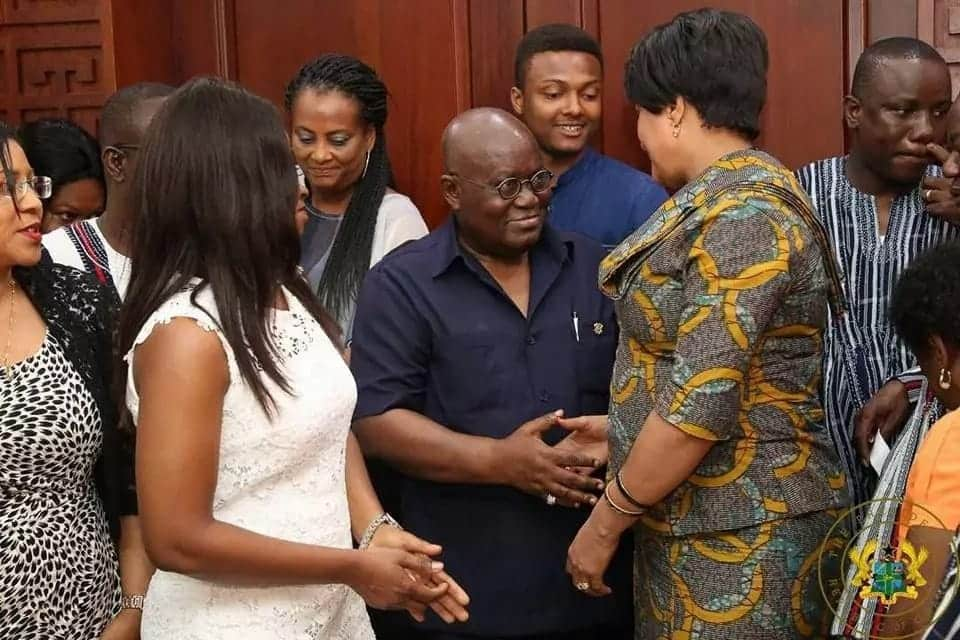 "We're very grateful"" – Maj. Mahama family to Akufo-Addo"