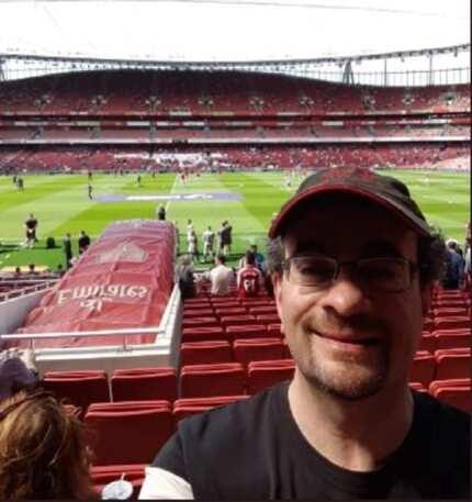 Jon Benjamin reveals how he helped his club, Arsenal win latest match with 'Obinim sticker'