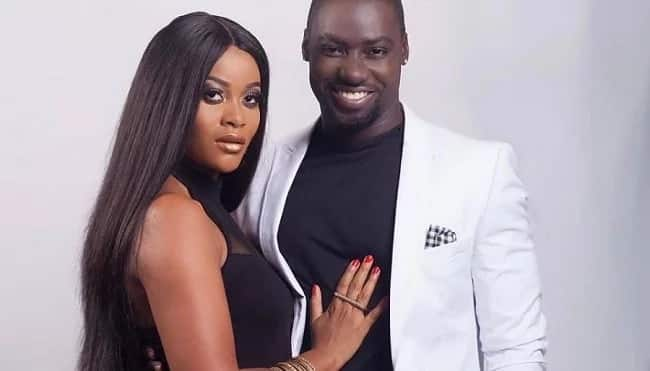 Chris Attoh serves Ghanaians; refuses further comments on his divorce