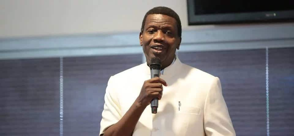 Pastor Adeboye advises congregation marriage