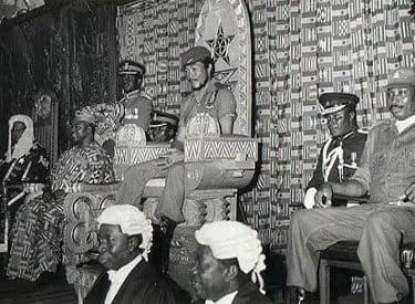 A trip down memory lane: Ghana's history in pictures