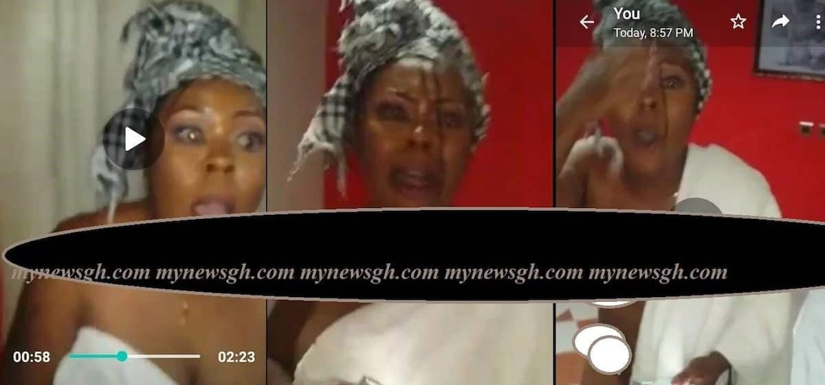 8 worrying questions we are asking about Afia Schwar's alleged leaked tape