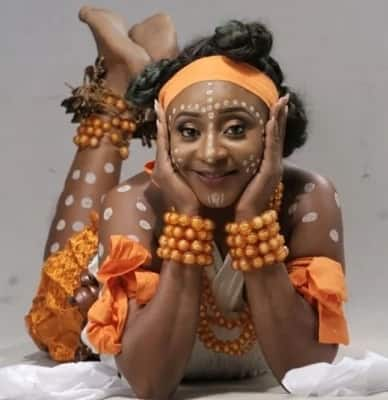 Stunning new photos of Ini Edo emerges