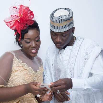 Stonebwoy's wife shower praises on him over AFRIMA award and it's hot