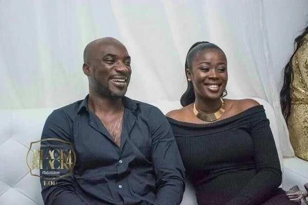 Kwabena Kwabena part ways with his manageress
