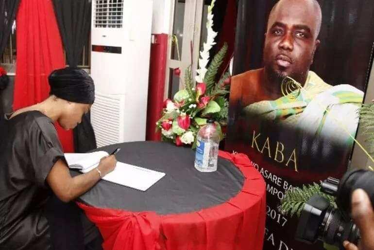 Becca's heart is broken over KABA's death