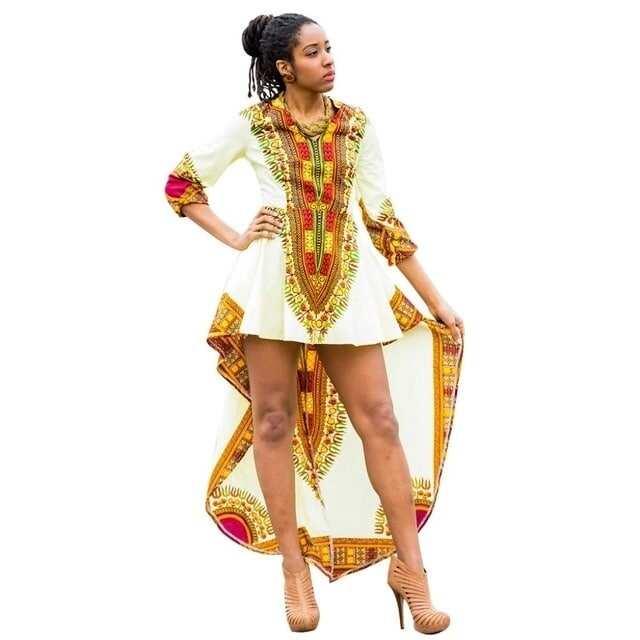 dashiki dress styles