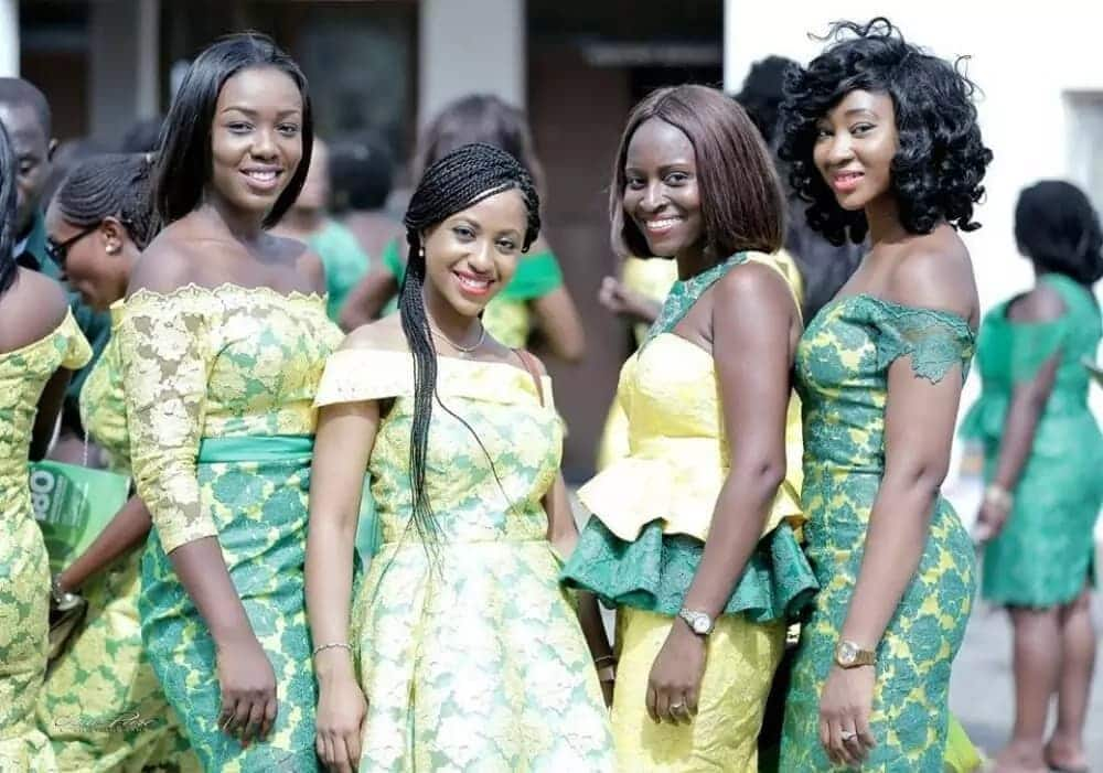 Top 5 Ghanaian churches with the most beautiful girls