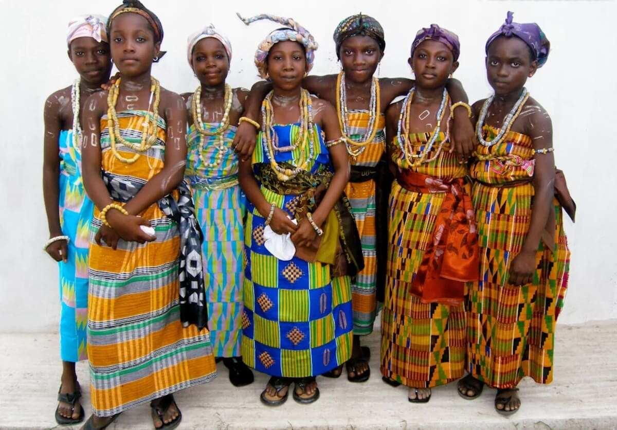 Ghanaian African Wear Styles