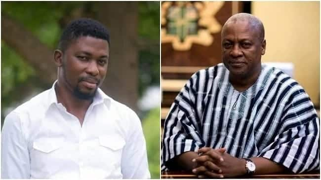Revealed: How A Plus received Jaguar from President Mahama
