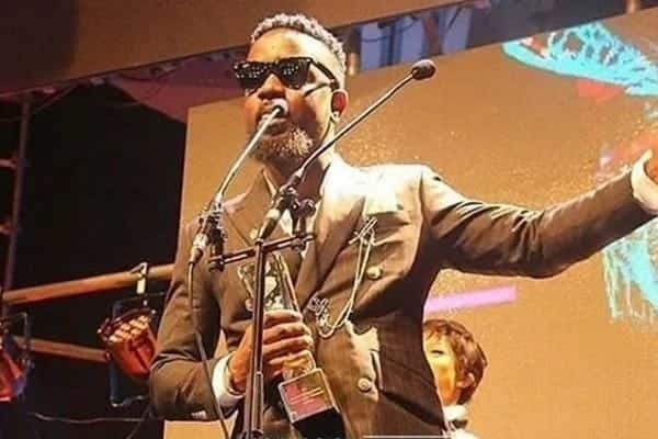 Sarkodie wins with 'Pain Killer' at Sound City MVP Awards in Nigeria